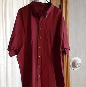 Mens button down dress shirt